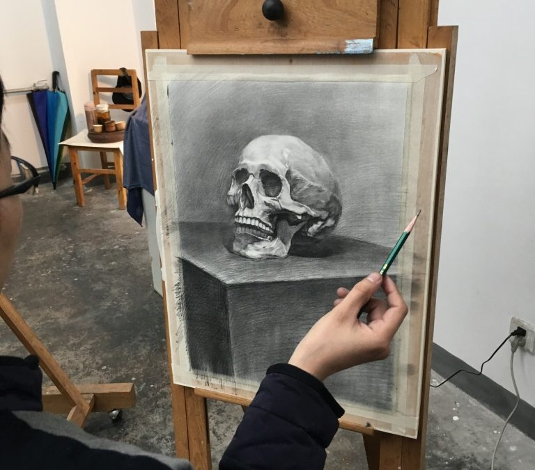 What a long strange trip to finally teach incredible Chinese art students…….Amazing Stuff!